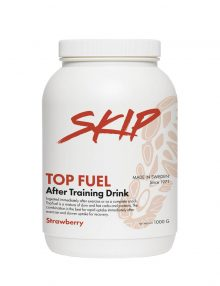 top fuel recovery strawberry