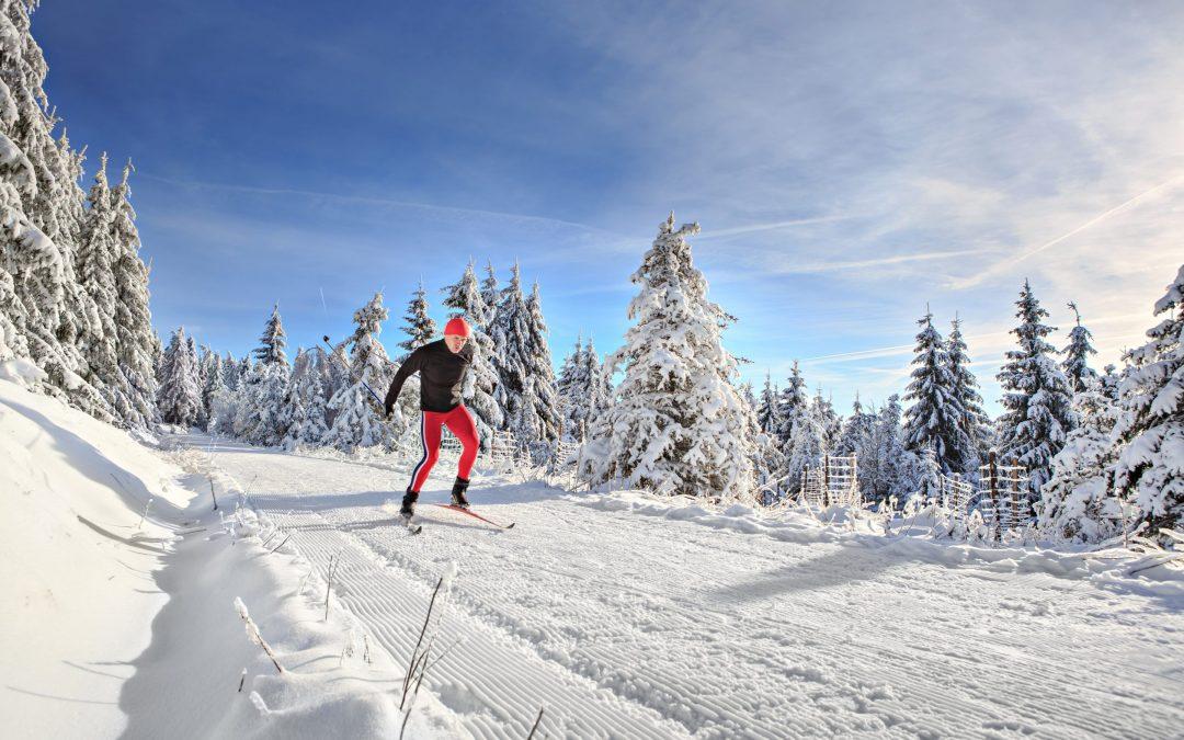 Tränar du inför långlopp på längdskidor?