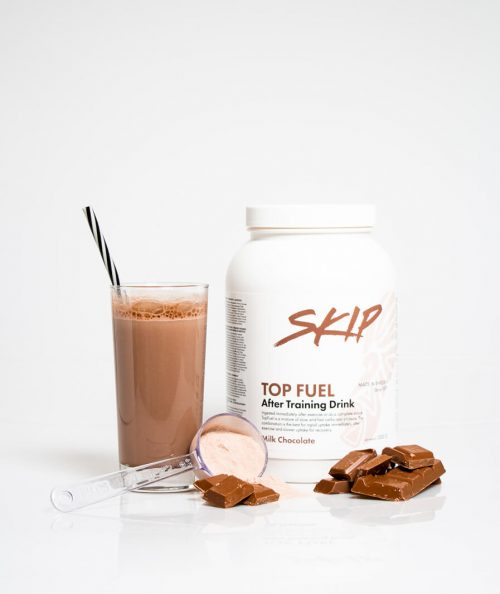 top fuel recovery choklad