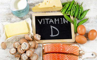 D-vitamin mot luftvägs infektion