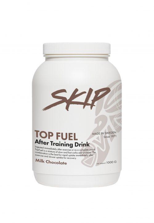 top fuel choklad