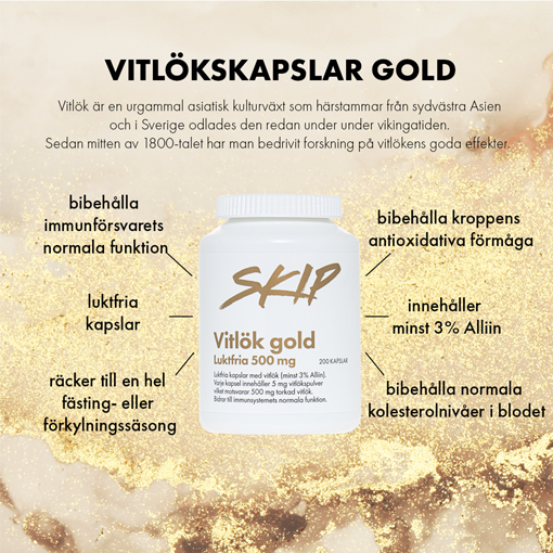 USP Vitlök Gold