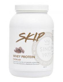 whey protein choklad